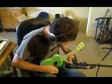 Игра на укулеле
